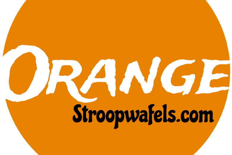 Orange Stroopwafels